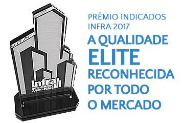 Prêmio Indicados Infra 2017