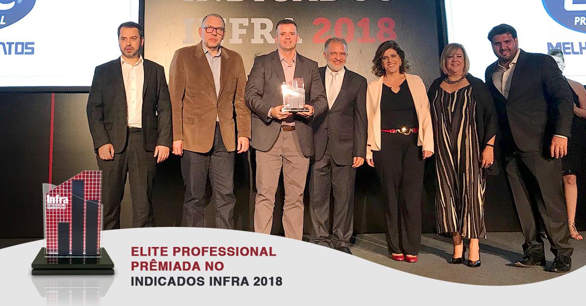 Prêmio Indicados Infra 2018