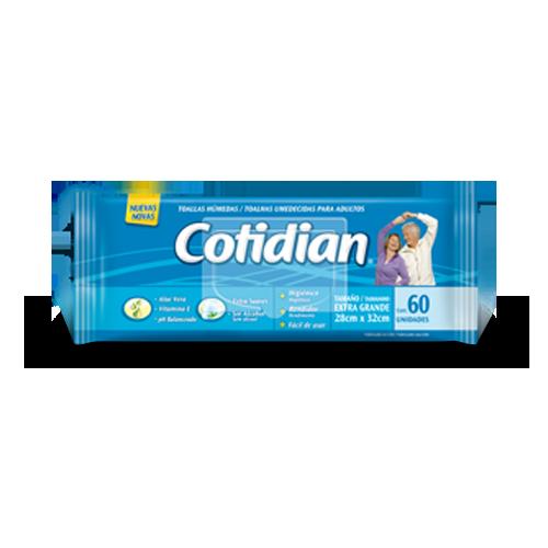 Toalha Umedecida COTIDIAN